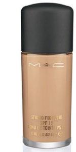 MAC Studio Fix Fluid   Sarah Fritz Makeup